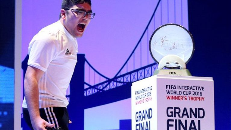 The best FIFA player in the world shares his tips on how to improve your game