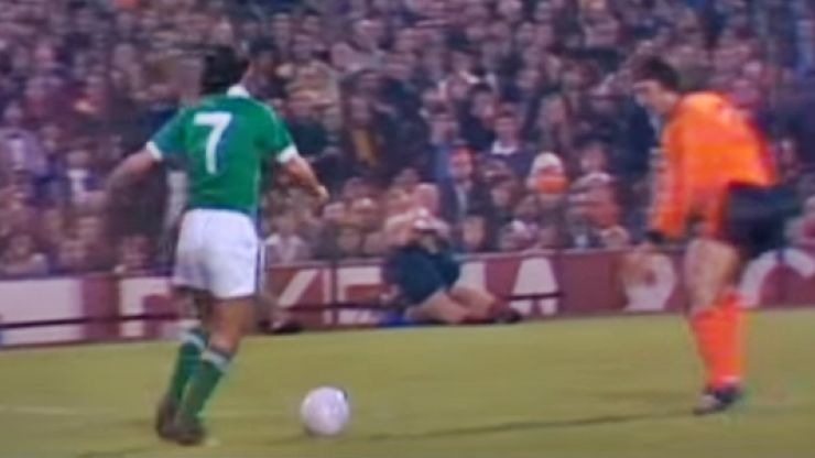 When George Best predicted his outrageous nutmeg on Johan Cruyff