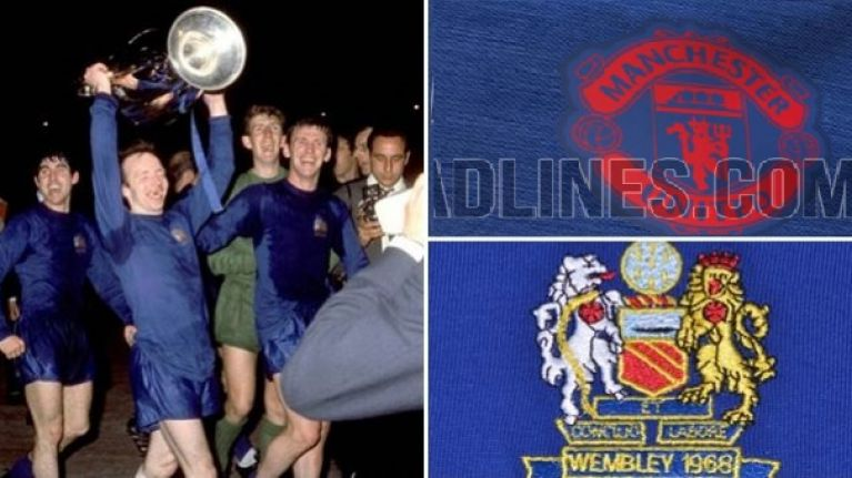 d36137372 New leaked Manchester United away kit honours 1968 European Cup victory