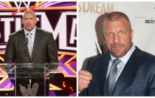 46-year-old Triple H is looking savagely ripped as he nears Wrestlemania
