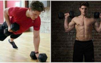 Former Royal Marine Jay Copley's New Year strength workout will build muscle and burn fat (Video)