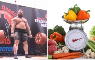 This is how to pack on mega size for 2016 like World's Strongest Man contender Eddie Hall