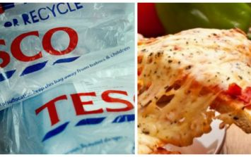 PIC: A very mouldy pizza led to this hilarious Tesco customer complaint