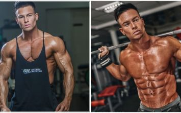 Joel Corry reveals the 10 body transformation essentials to get a shredded New Year physique