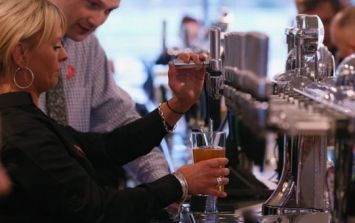 If you enjoy having a drink at the airport, there could be bad news coming