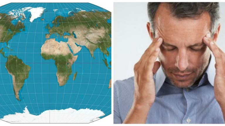 The world's most stressful countries to live in have been revealed