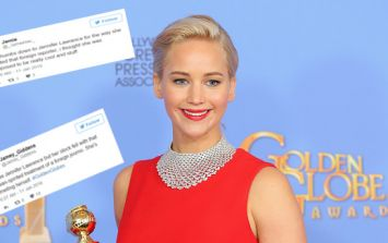 VIDEO: Jennifer Lawrence comes under fire for treatment of foreign reporter