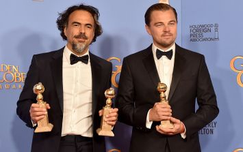 Leonardo DiCaprio's The Revenant cleaned up at the Golden Globes - we told you it was astounding....