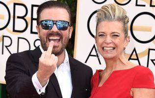 Ricky Gervais doesn't give a sh*t if you're offended by his jokes