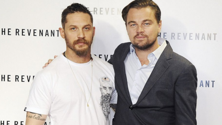 0c7d2022c Tom Hardy and Leo DiCaprio are the hottest new showbiz couple | JOE ...