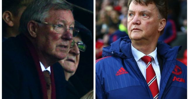 """VIDEO: Sir Alex Ferguson Appears To Mouth """"he's Gone"""" As"""