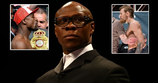 Chris Eubank tells us who he thinks would win in a street fight between McGregor and Mayweather