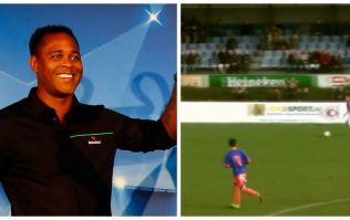 VIDEO: Patrick Kluivert's son scores one of the best solo goals of the season