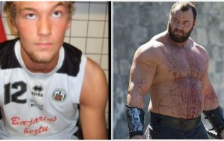 This is the diet that transformed Hafthor Bjornsson into The Mountain