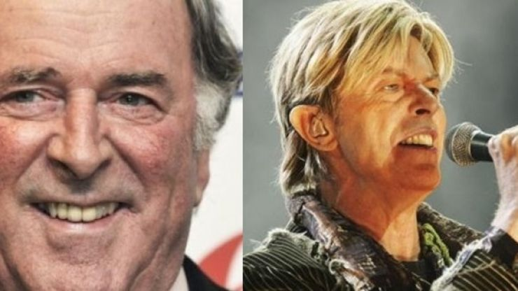 This 'distasteful' David Bowie and Terry Wogan headline is angering fans