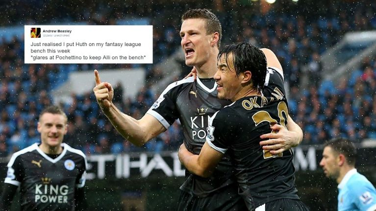 Fantasy Football Managers React To Leaving Leicester S Two Goal Hero