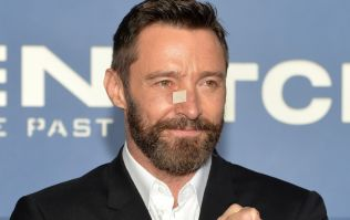 PIC: Hugh Jackman gives fans a positve update after his latest skin cancer treatment