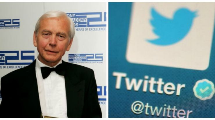 LISTEN: John Humphrys rapped on Radio 4 and the internet couldn't deal with it