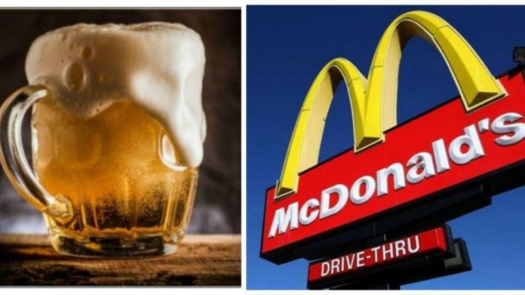 McDonalds adds beer to menu at more restaurants - could the UK be next?