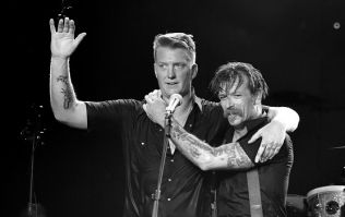 VIDEO: Eagles of Death Metal make an emotional return to Paris to play to a euphoric crowd