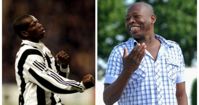 VIDEO: Ex-Newcastle star Faustino Asprilla has the most random hobby ever