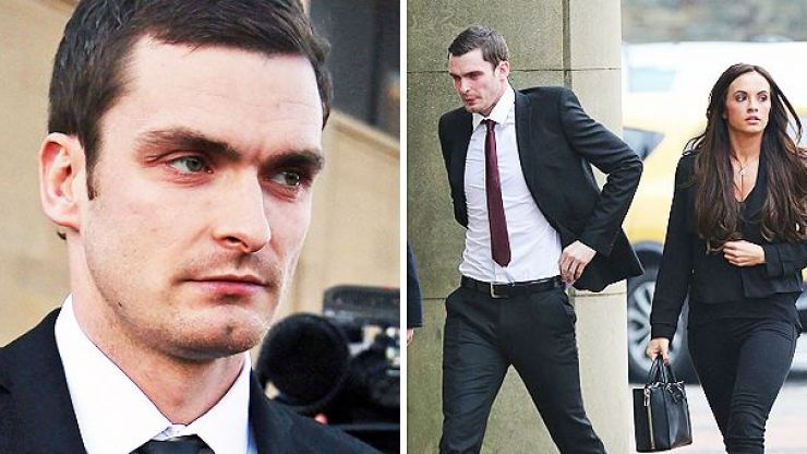 The Sun's bizarre front page on Adam Johnson has many people unhappy
