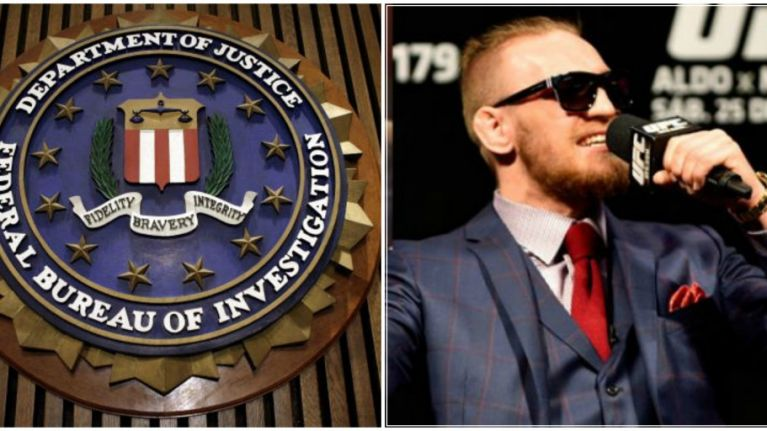 FBI investigating 'gun threats' against Conor McGregor after Nate Diaz fight press conference