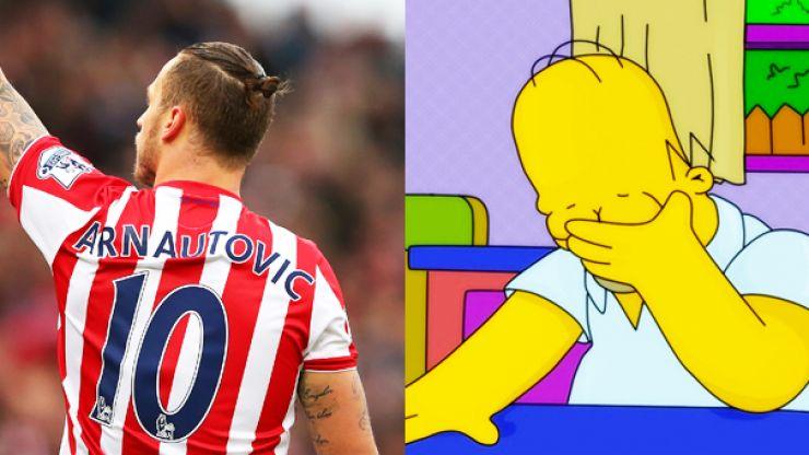 Stoke's Marko Arnautovic devastates Fantasy Football managers everywhere