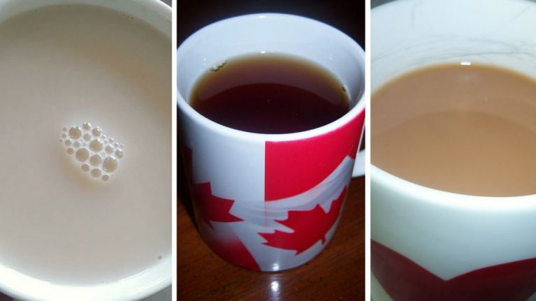 14 shades of tea, ranked by acceptability