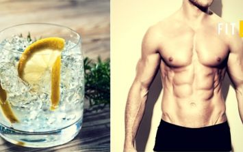 How to drink booze and still get a six pack