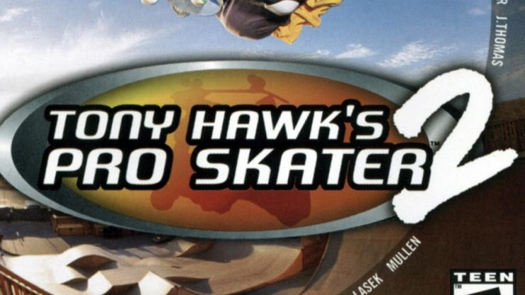 18 songs you can never hear without thinking of Tony Hawk's Pro Skater