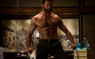 Hugh Jackman is in beast mode to get in shape for Wolverine 3