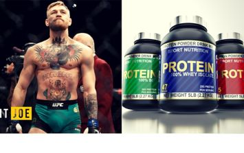 This is the best protein powder for muscle building says Conor McGregor's nutritionist