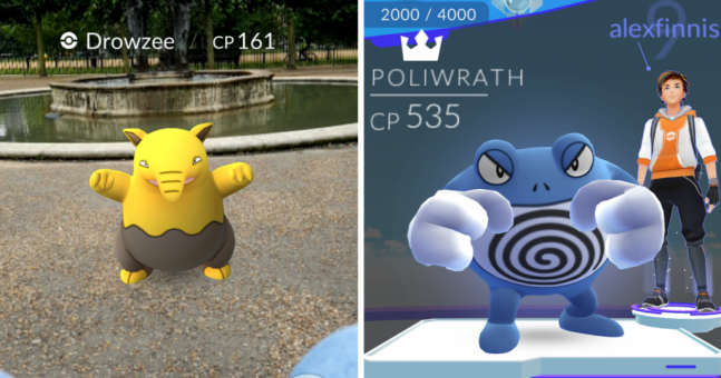 I spent the day playing Pokémon Go around London and this is what happened