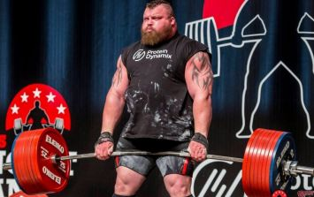 How Eddie Hall trained to pull the monster 500kg world record deadlift