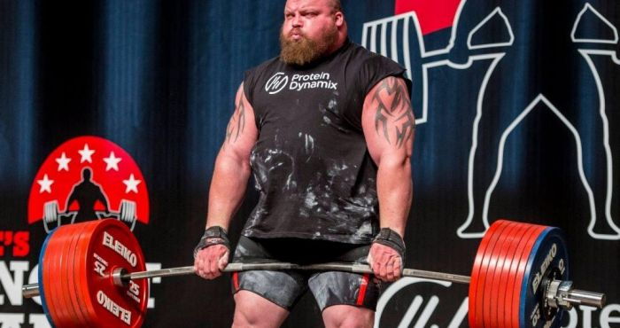 How Eddie Hall trained to pull the monster 500kg world record