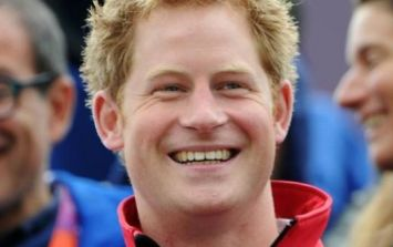Prince Harry just had a HIV test live on Facebook