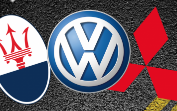 QUIZ: How well do you know car company logos?