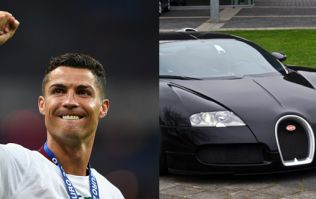 Cristiano Ronaldo treated himself to a stunning new toy after Euro 2016 victory