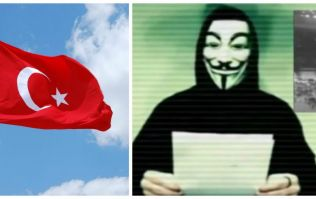Anonymous issues advice to those attempting to access social media in Turkey