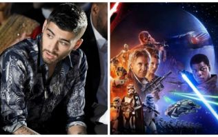 Zayn Malik's new Star Wars tattoo is actually surprisingly cool