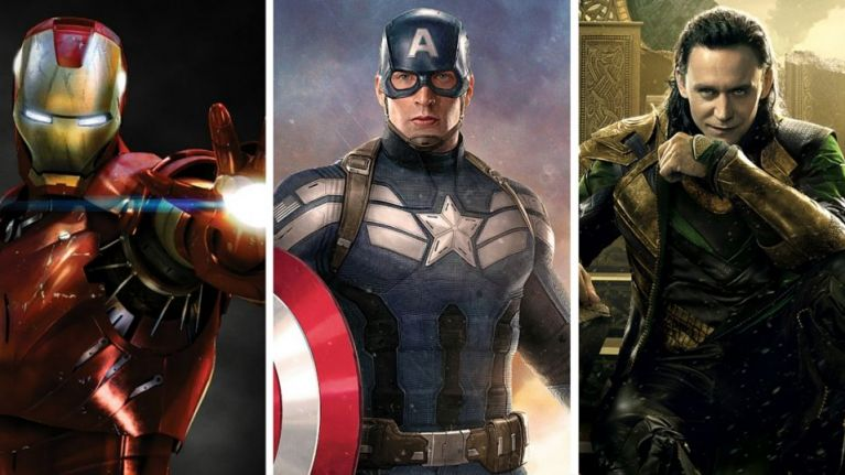 Can you guess the Marvel movie from a single image?
