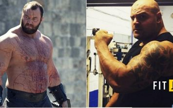 The diet that helped Swindon strongman beat the Mountain actually looks awesome