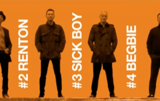 Here's the first teaser trailer for 'Trainspotting 2'