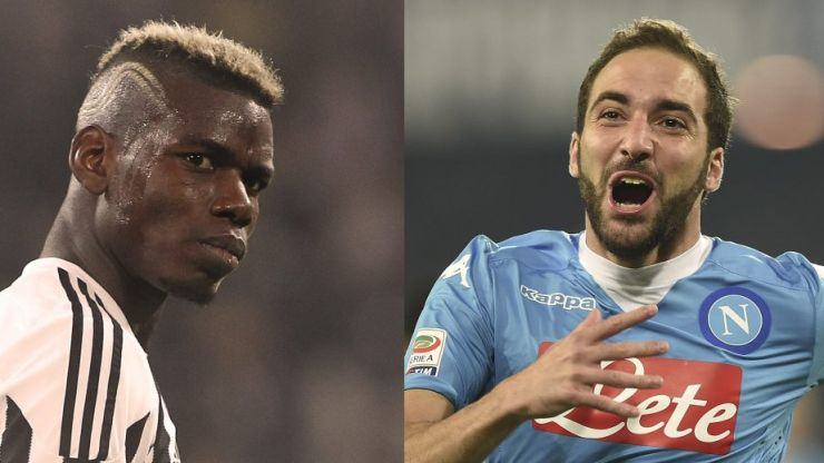 Manchester United fans jump to conclusions as Gonzalo Higuain completes Juventus move