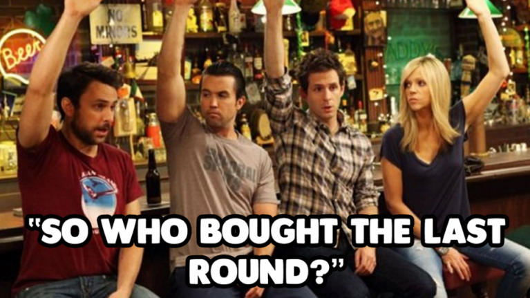 The Ten Commandments of buying rounds at the pub