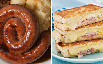 Can you name these foods just by looking at them?