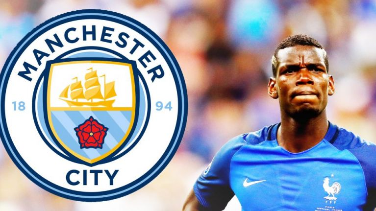 fa5ff8b59ff Paul Pogba rejected a move to Manchester City