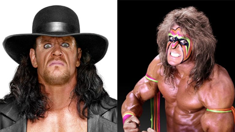 We challenge you to name all of these WWE legends
