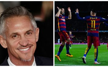 Gary Lineker shuts down his son's trolling ahead of El Clásico